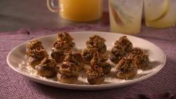 Mad Hungry Stuffed Mushrooms