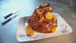 Mad Hungry Marmalade-Glazed Ham