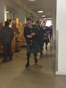 Surprise Bagpipers MSLO Offices