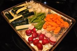 Mad Hungry MY Way: Roasted Veggies