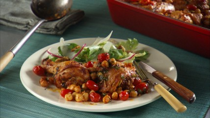 Recipes from todays show weeknight dinner challenge mad hungry today on mhtv its finally here im making the winning recipe from our weeknight dinner challenge pam glynn sent in an easy delicious hearty recipe forumfinder Gallery