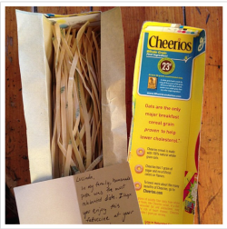 Mad Hungry Cravings Tour: Gift of Pasta from Anthony