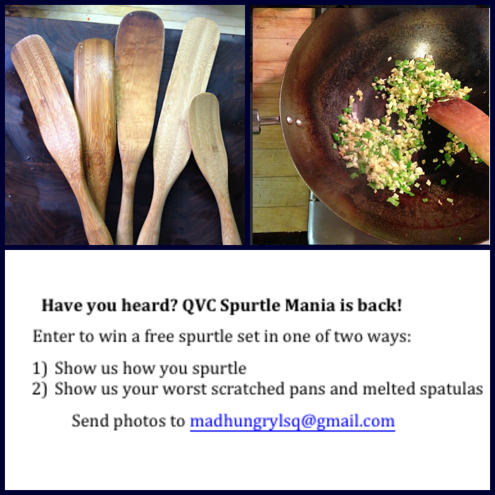 Spurtlemania is BACK and YOU can win a set of Spurtles! - Mad Hungry ...
