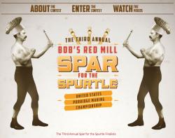 Spar of the Spurtle